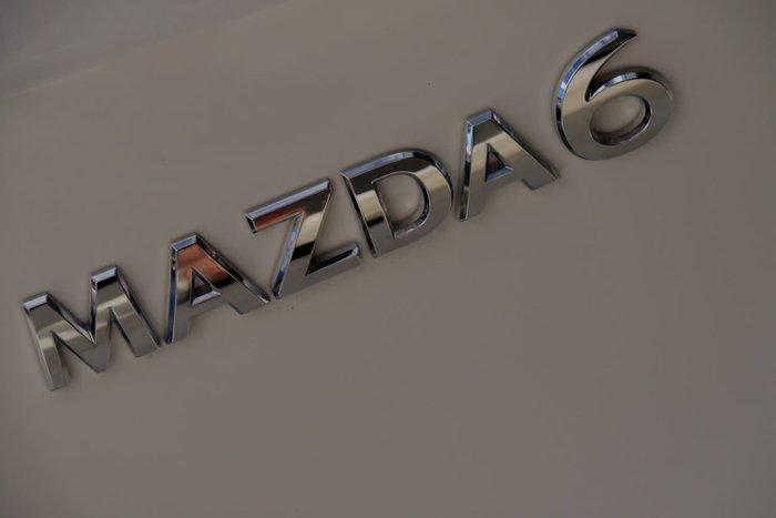 2020 Mazda 6 Touring GL Series Snowflake White Pearl