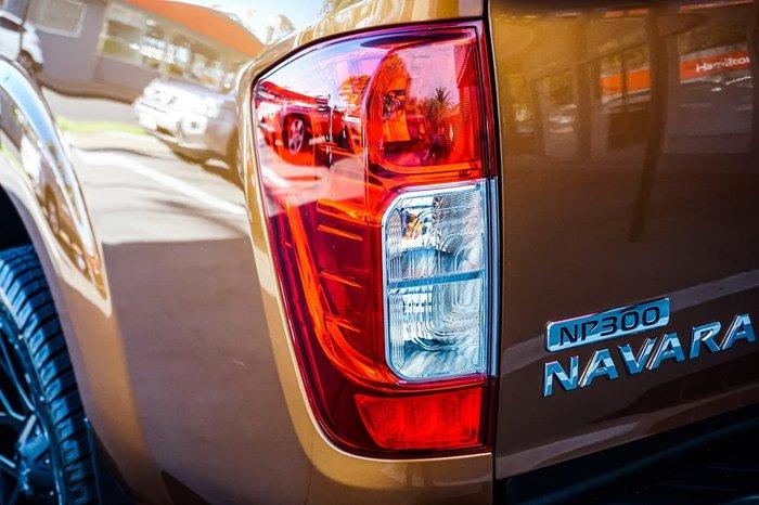2015 Nissan Navara ST-X D23 4X4 Dual Range Gold