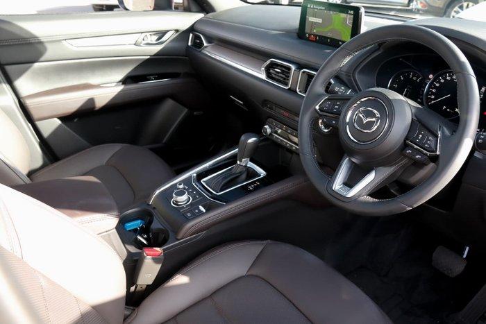2020 Mazda CX-5 Akera KF Series AWD Soul Red Crystal