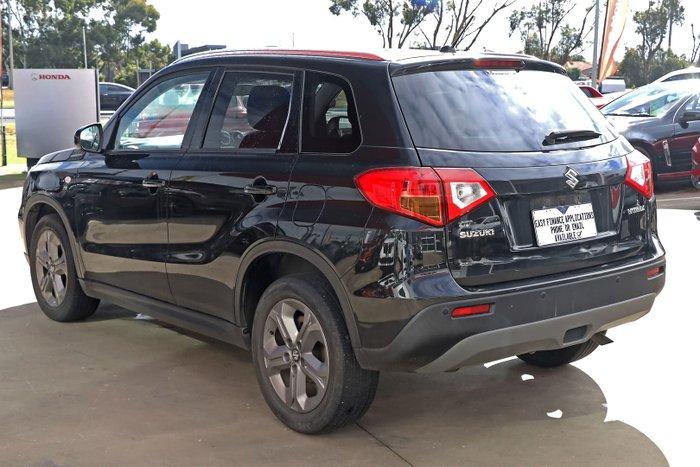 2015 Suzuki Vitara RT-S LY Cosmic Black