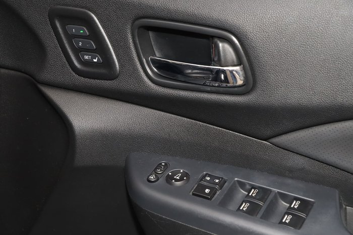 2015 Honda CR-V VTi-L RM Series II MY16 Crystal Black