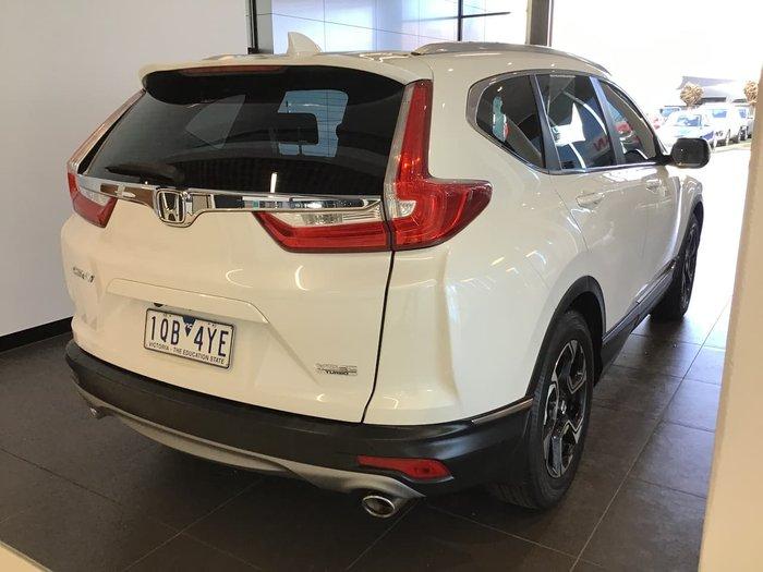 2019 Honda CR-V VTi-L RW MY19 White
