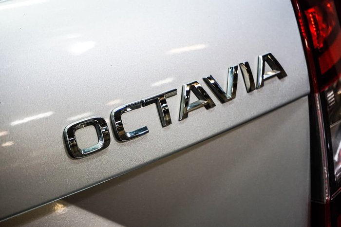 2019 SKODA Octavia 110TSI NE MY19 Silver