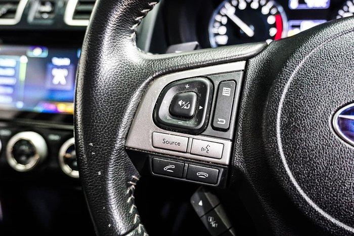 2016 Subaru Forester 2.5i-L S4 MY17 AWD Black