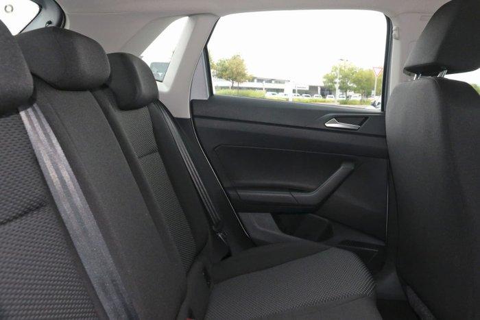 2021 Volkswagen Polo 70TSI Trendline AW MY21 Reflex Silver