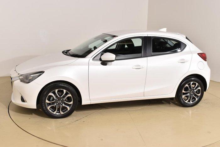 2018 Mazda 2 Genki DJ Series Snowflake White Pearl