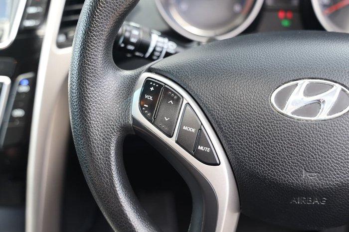 2013 Hyundai i30 Active GD2 MY14 White