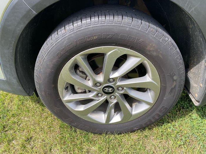 2015 Hyundai Tucson Active TLe Silver