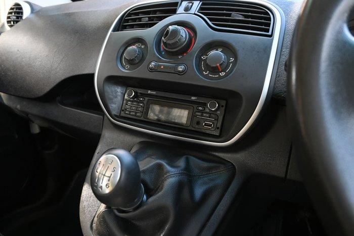 2015 Renault Kangoo Maxi F61 Phase II Mineral White