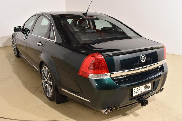 2016 Holden Caprice V WN Series II MY16 Regal Peacock