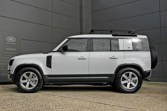 2020 Land Rover Defender 110 P400 SE L663 MY20.5 AWD White