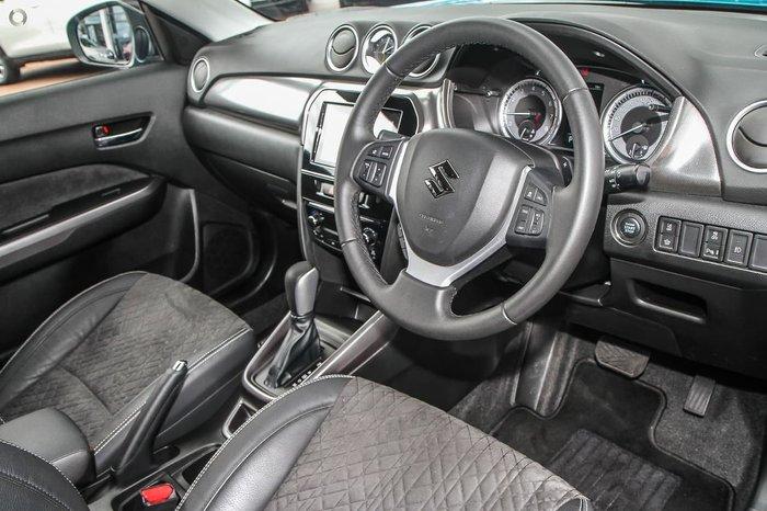 2020 Suzuki Vitara Turbo LY Series II 4X4 On Demand Cosmic Black