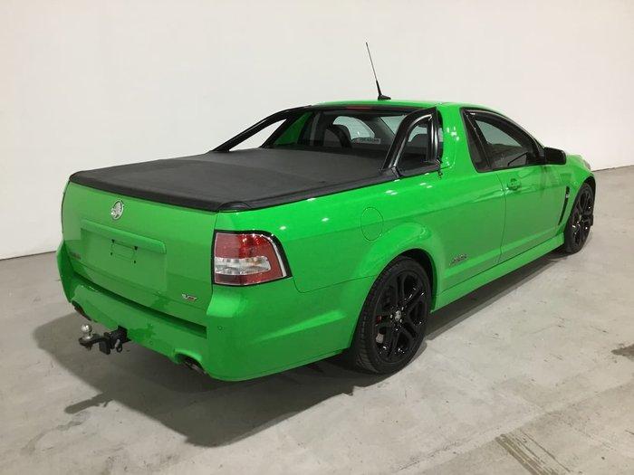 2017 Holden Ute SS V Redline VF Series II MY17 Green