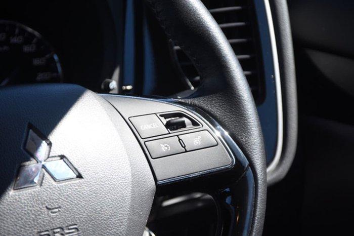 2019 Mitsubishi Outlander ES ZL MY19 AWD Grey