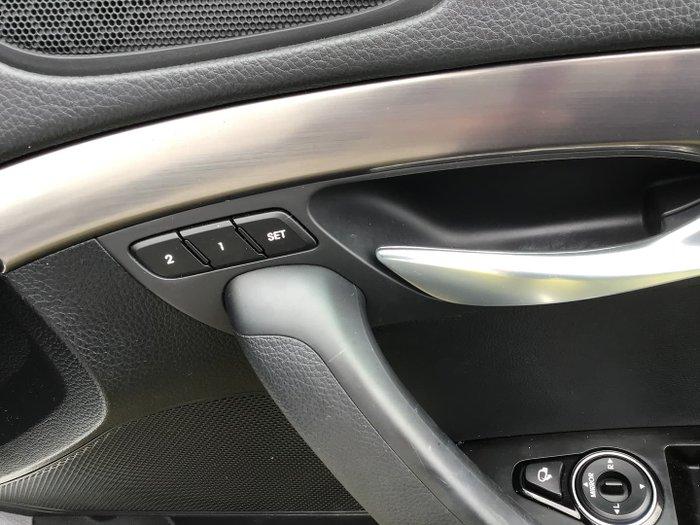 2012 Hyundai i40 Premium VF2 White Crystal