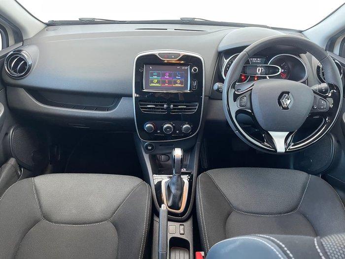 2016 Renault Clio Expression IV B98 White