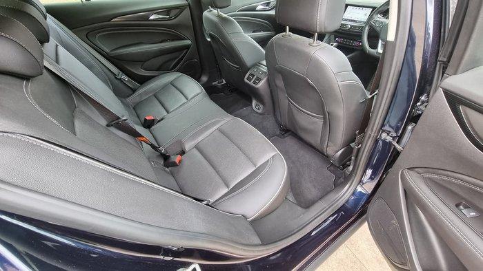 2017 Holden Calais V ZB MY18 AWD Blue