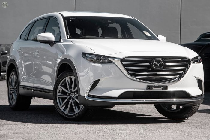 2021 Mazda CX-9 GT TC White