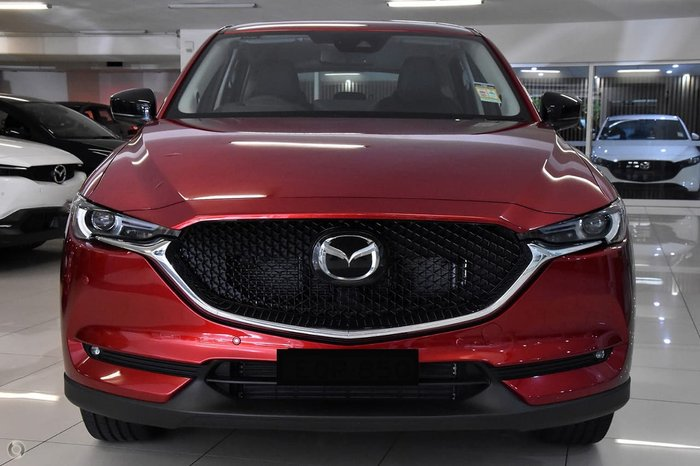 2021 Mazda CX-5 GT SP KF Series AWD Red