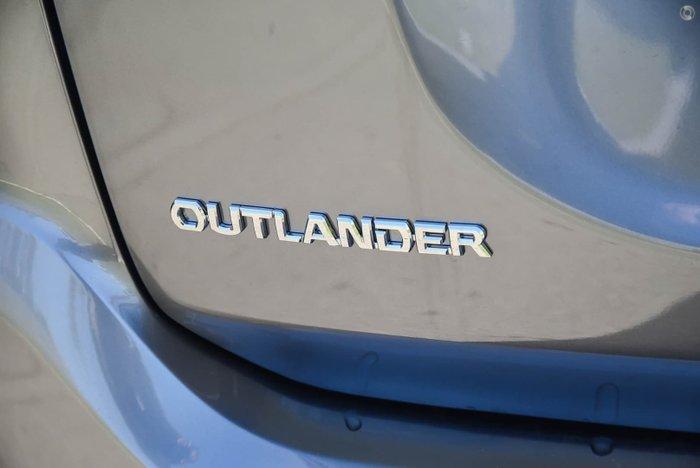 2021 Mitsubishi Outlander ES ZL MY21 Titanium