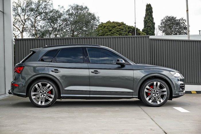 2018 Audi SQ5 Black Edition FY MY19 Four Wheel Drive Grey