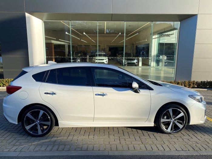 2018 Subaru Impreza 2.0i-S G5 MY18 AWD Crystal White