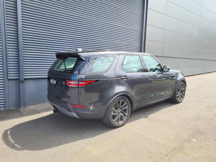 2020 Land Rover Discovery SD4 HSE Series 5 MY20 4X4 Dual Range Grey