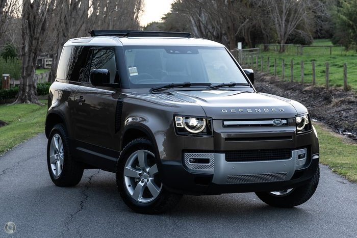 2021 Land Rover Defender 90 D250 First Edition L663 MY21 AWD Gondwana Stone