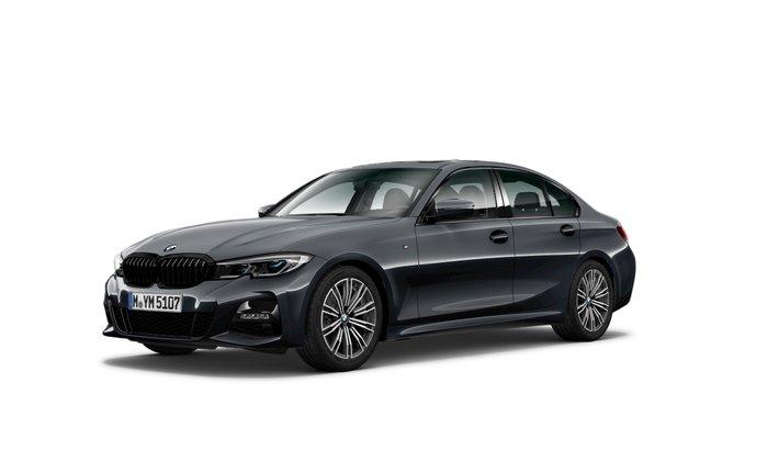 2021 BMW 3 Series 320i M Sport G20 Grey