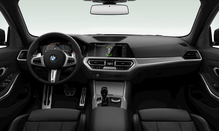 2020 BMW 3 Series 320i M Sport G20 Black