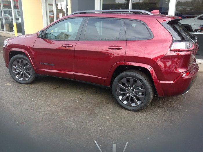 2021 Jeep Cherokee S-Limited KL MY21 4X4 On Demand Red