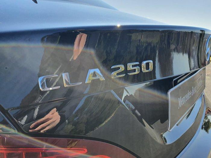 2017 Mercedes-Benz CLA-Class CLA250 Sport C117 Four Wheel Drive