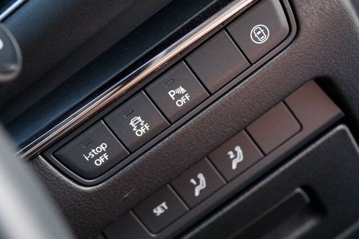 2020 Mazda 3 G25 Evolve BP Series Polymetal Grey