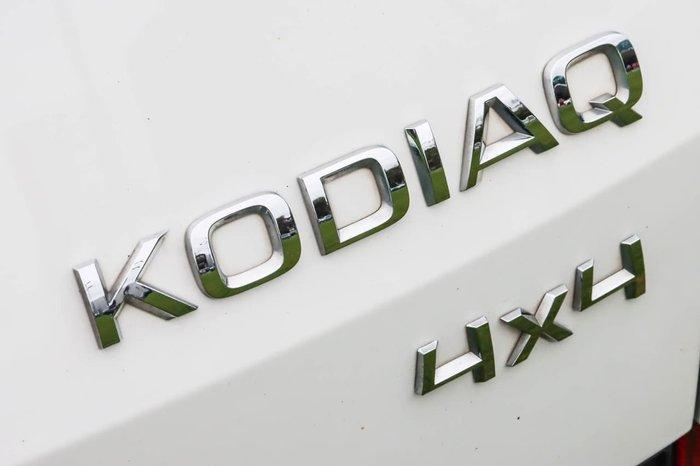 2017 SKODA Kodiaq 132TSI NS MY17 4X4 White