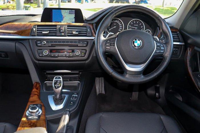 2012 BMW 3 Series 328i F30 Grey