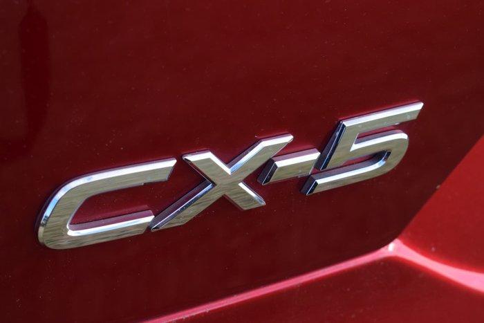 2019 Mazda CX-5 Maxx Sport KF Series Soul Red Crystal