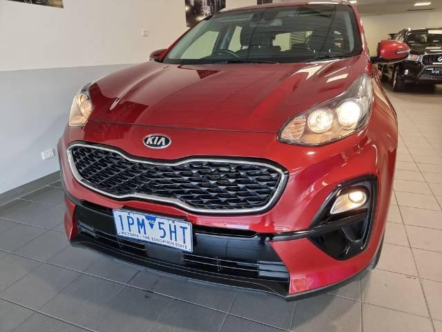 2019 Kia Sportage Si QL MY19 RED