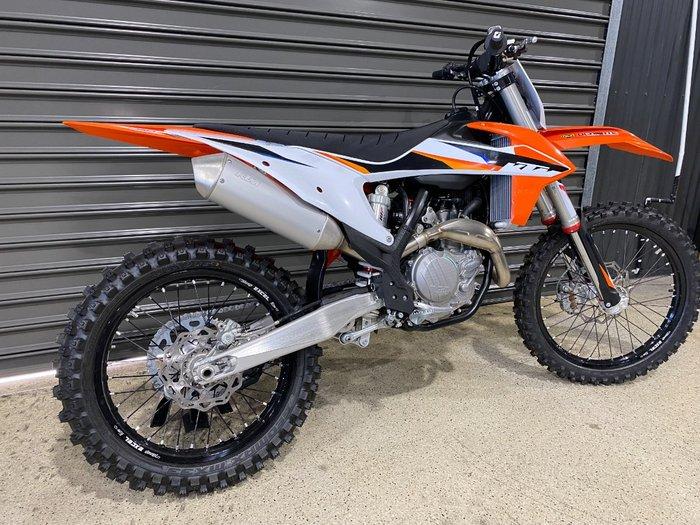 2021 Ktm 250 SX Orange