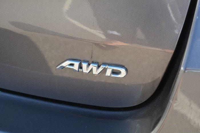 2014 Toyota Kluger GX GSU55R AWD Predawn Grey