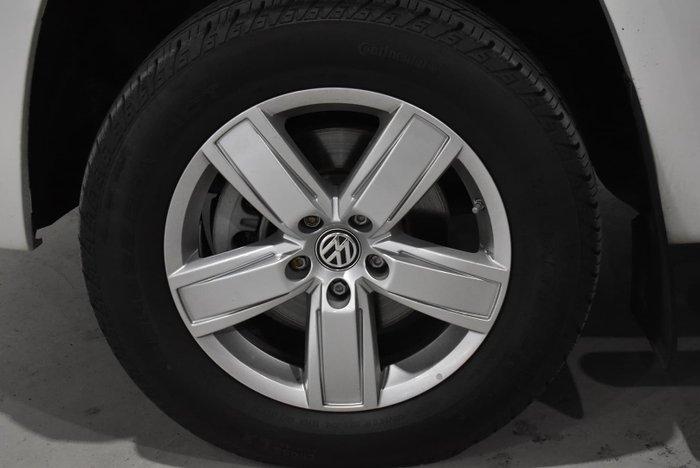 2019 Volkswagen Amarok TDI550 Highline 2H MY19 4X4 Constant Candy White