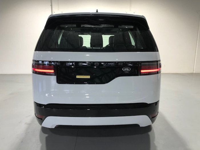 2021 Land Rover Discovery P360 R-Dynamic SE Series 5 MY22 4X4 White