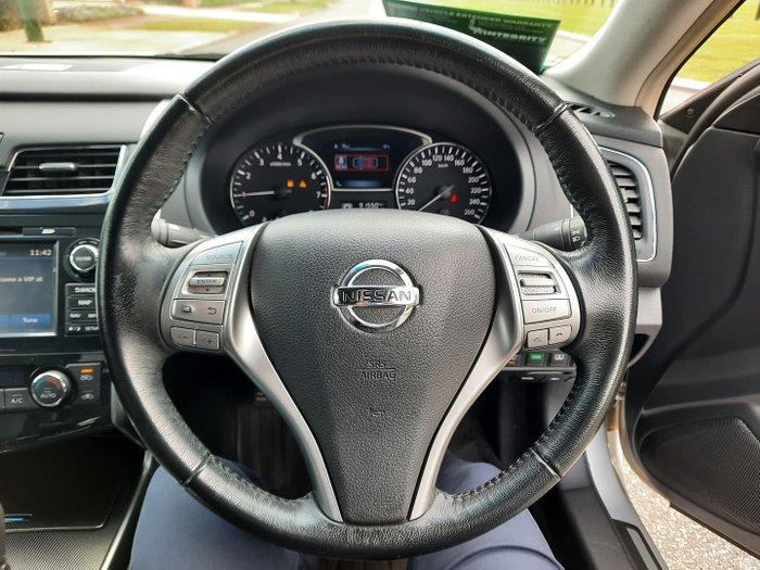 2015 Nissan Altima Ti L33 Brilliant Silver