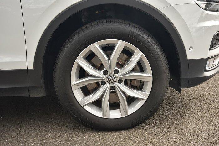 2017 Volkswagen Tiguan 140TDI Highline 5N MY17 Four Wheel Drive White