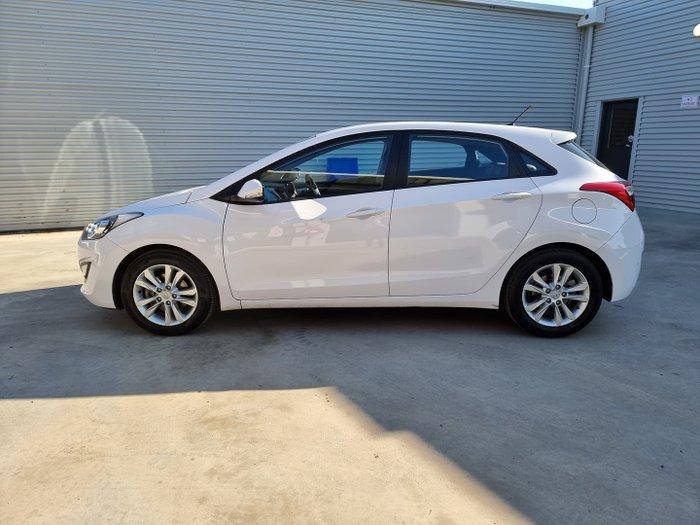 2014 Hyundai i30 Trophy GD2 MY14 Creamy White