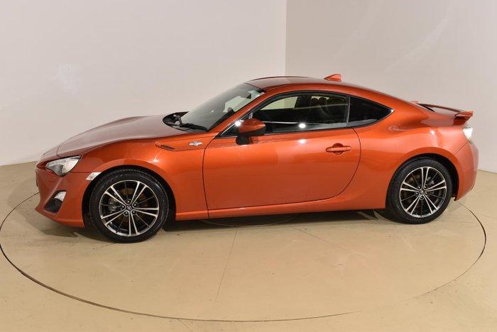 2014 Toyota 86 GTS ZN6 MY15 Velocity Orange