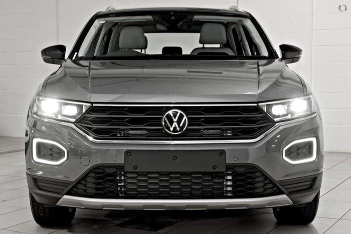 2021 Volkswagen T-Roc 110TSI Style A1 MY21 Grey