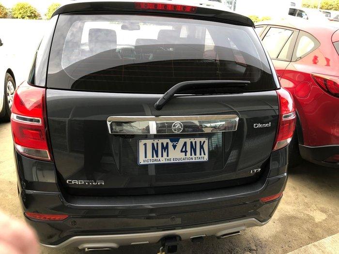 2016 Holden Captiva LTZ CG MY16 AWD Grey