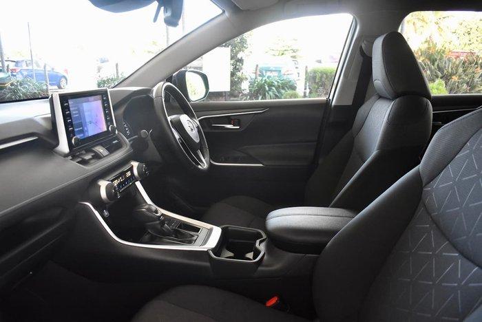 2019 Toyota RAV4 GXL MXAA52R Black
