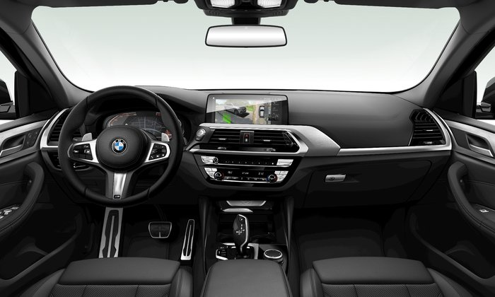 2021 BMW X4 xDrive30i M Sport G02 4X4 Constant White