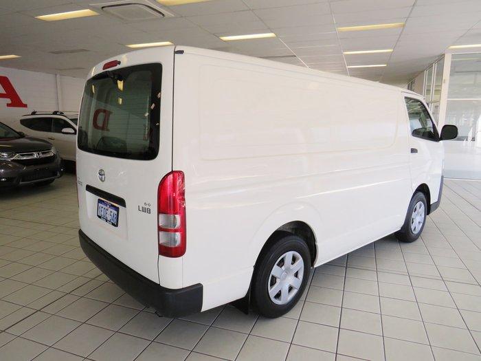 2014 Toyota HiAce